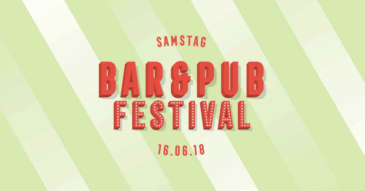 Bar & Pub Festival